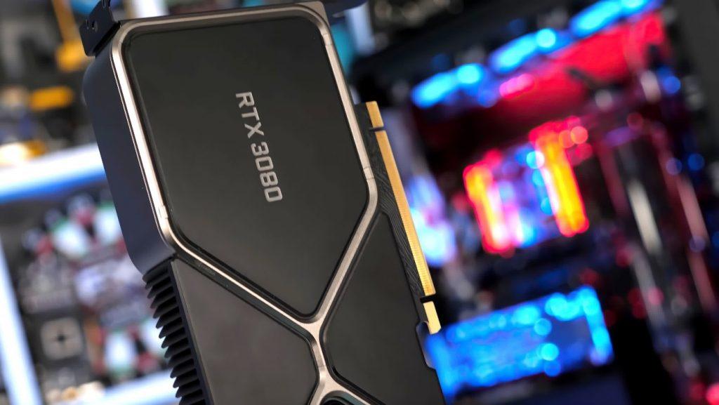 GeForce RTX 3080 1
