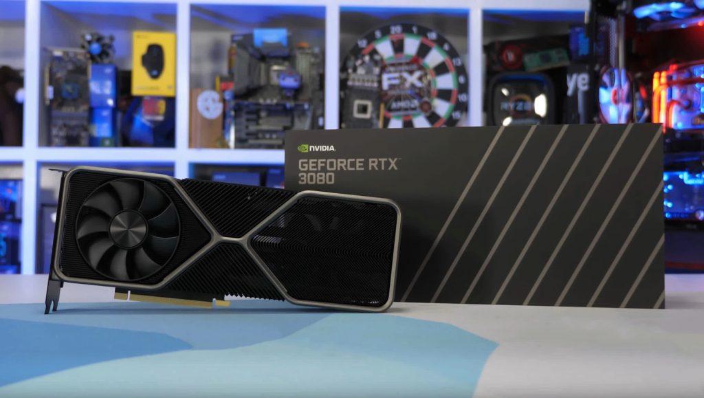GeForce RTX 3080 3