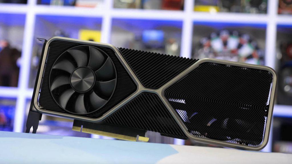 GeForce RTX 3080 4
