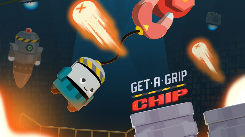 Get-A-Grip Chip Naslovna
