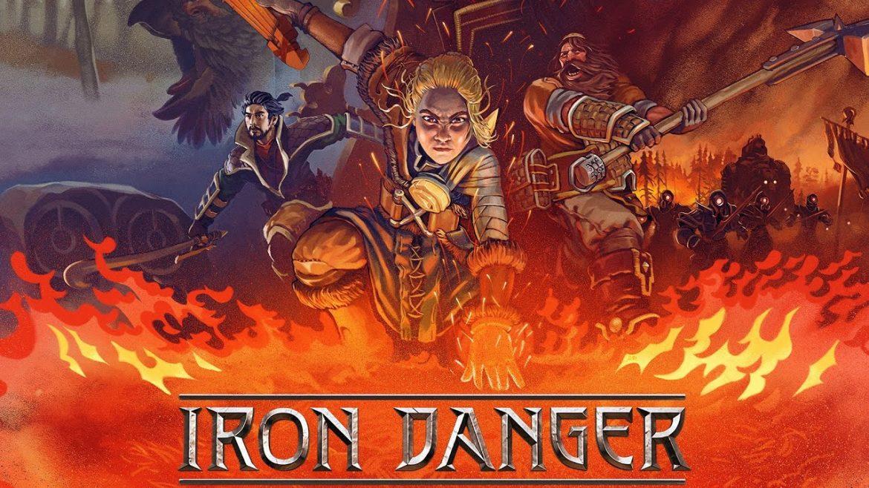 Iron Danger Naslovna