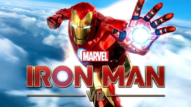 Iron Man VR Naslovna