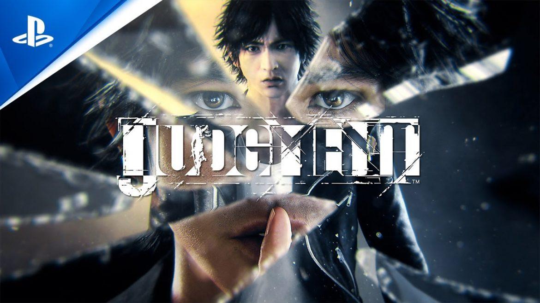 Judgment (PS5) Naslovna