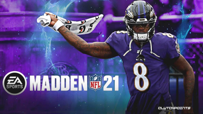 Madden NFL 21 Naslovna