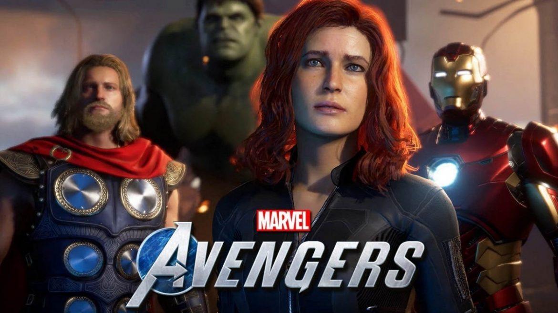 Avengers Naslovna