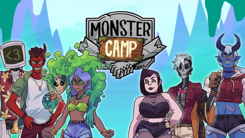 Monster Camp Naslovna