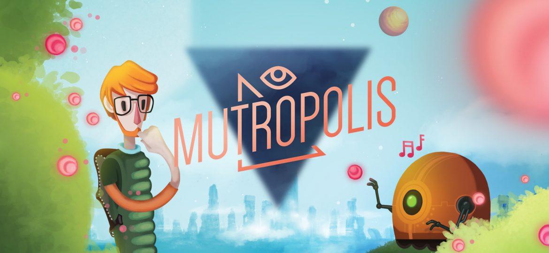 Mutropolis Naslovna