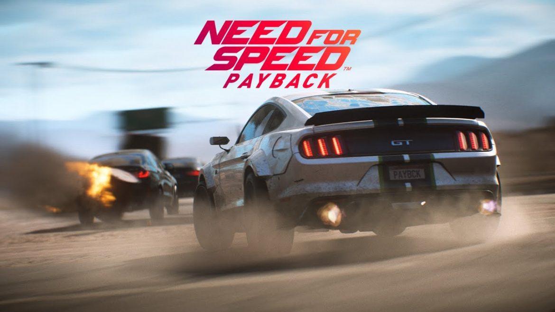 Need For Speed Payback Naslovna