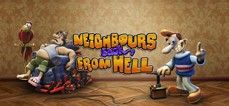 Neighbours Back From Hell Naslovna