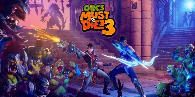 Orcs Must Die! 3 Naslovna