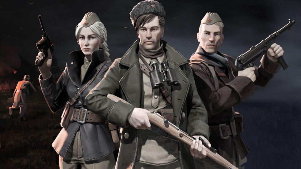 Partizans 1941