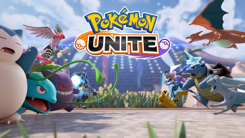 Pokémon Unite Naslovna
