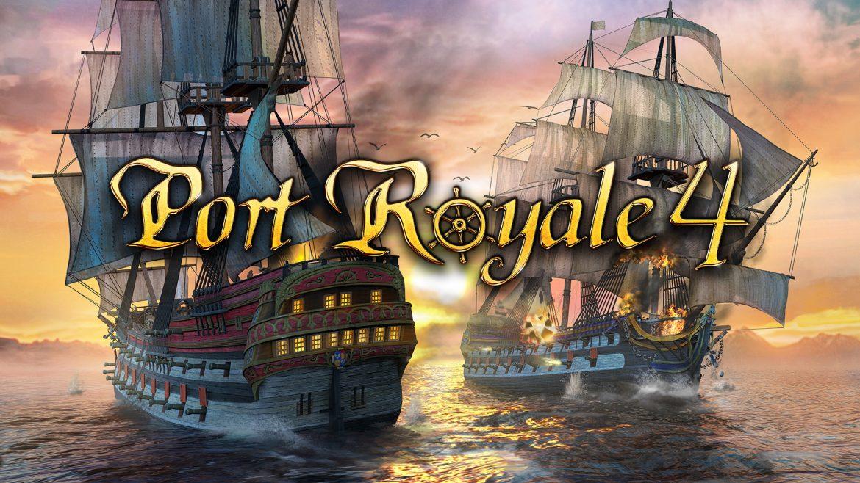 Port Royale 4 Naslovna