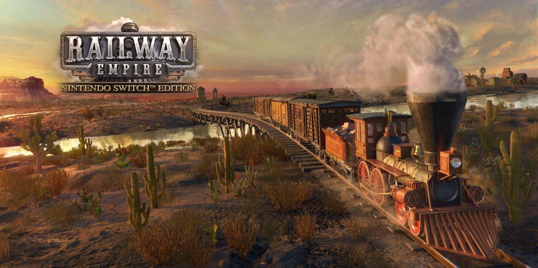 Railway Empire - Nintendo Switch Edition Naslovna