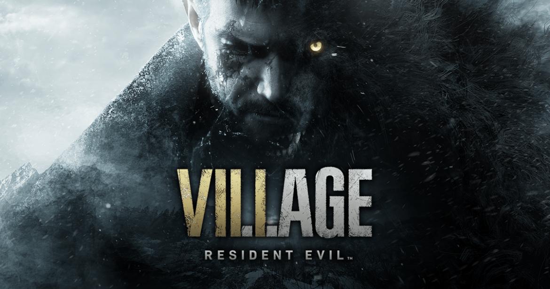 Resident Evil Village Naslovna