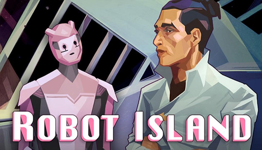Robot Island Naslovna
