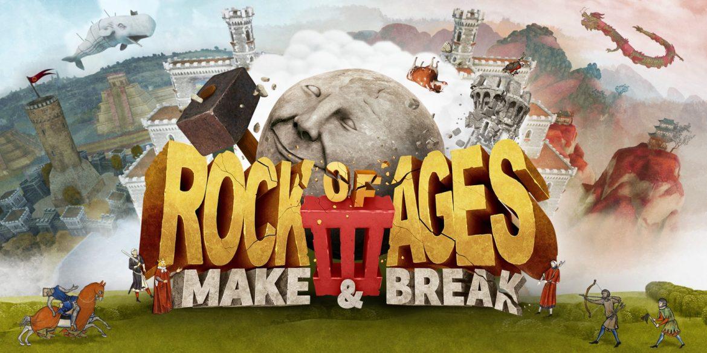 Rock of Ages 3 Naslovna