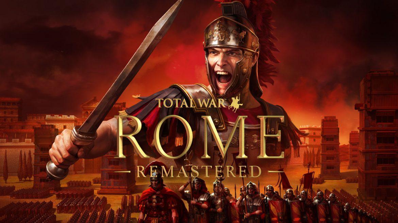 Rome Remastered Naslovna