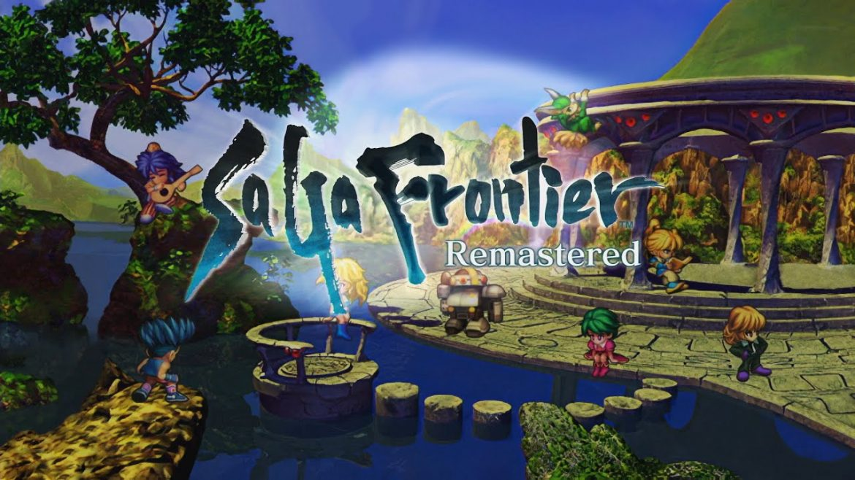 SaGa Frontier Remastered Naslovna