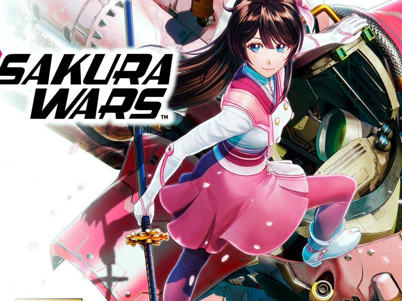 Sakura Wars Naslovna