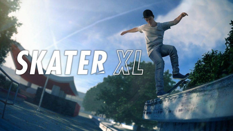 Skater XL Naslovna