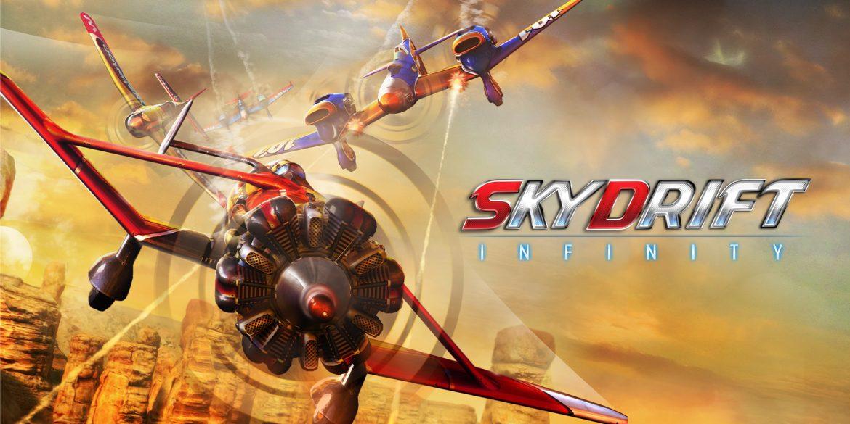 SkyDrift Infinity Naslovna