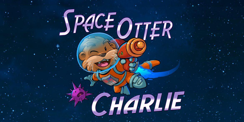 Space Otter Charlie Naslovna