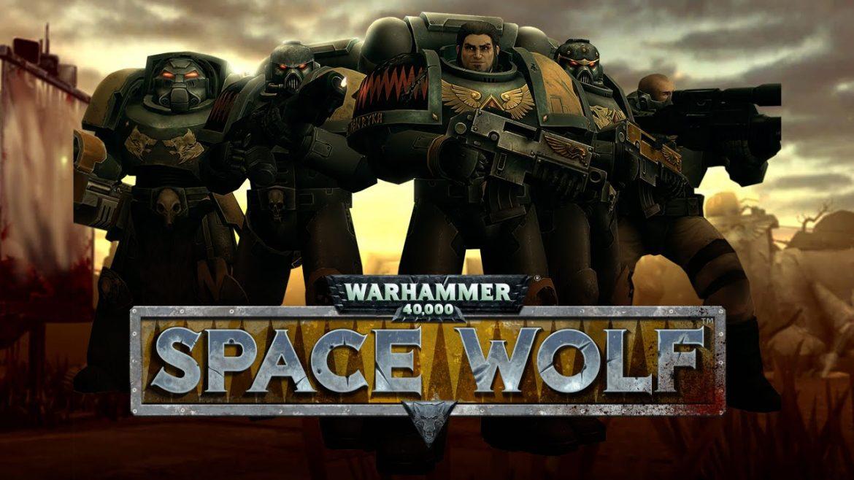 Space Wolf Naslovna