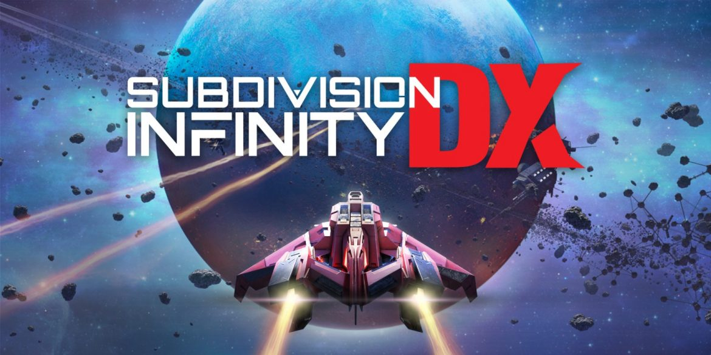 Subdivision Infinity DX Naslovna