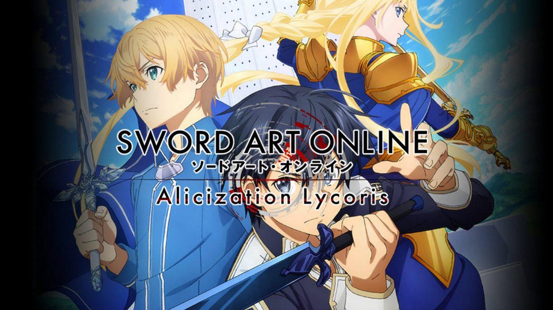 Sword Art Online Naslovna