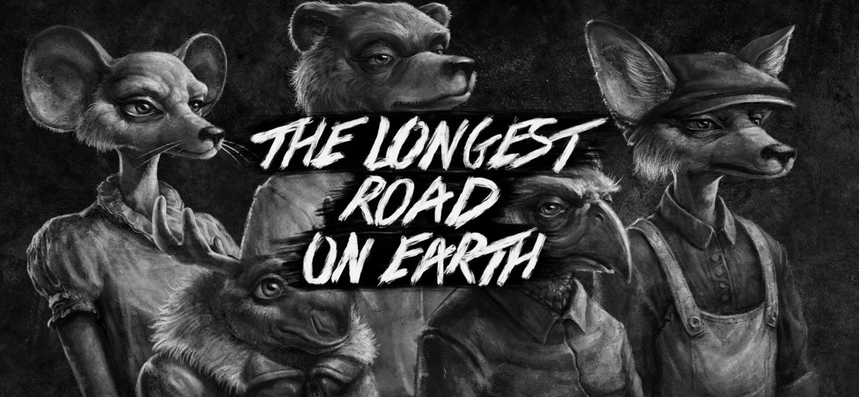 The Longest Road on Earth Naslovna