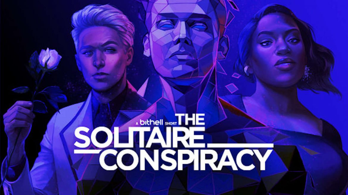 The Solitaire Conspiracy Naslovna