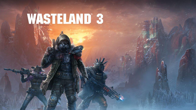 Wasteland 3 Naslovna