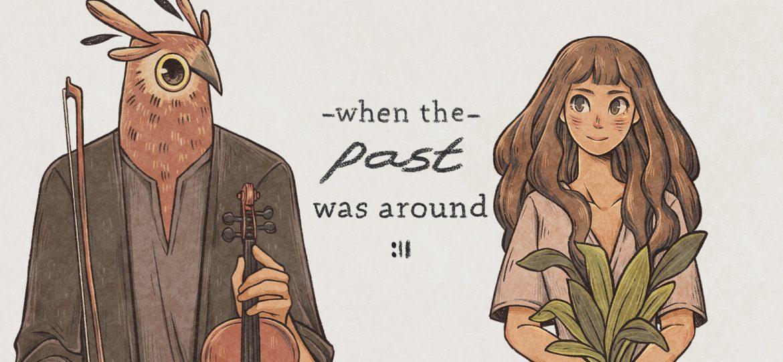 When the Past was Around Naslovna