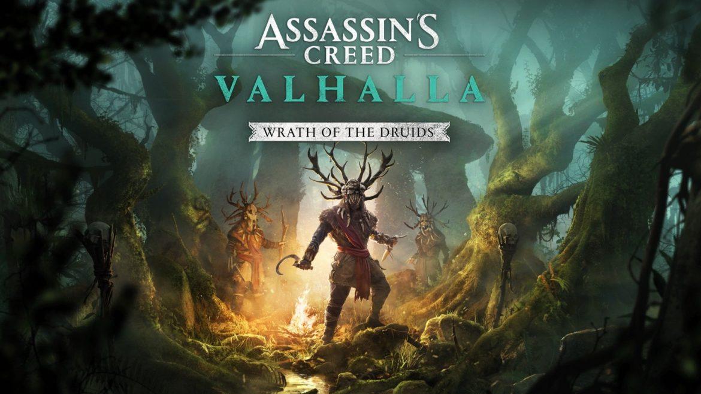 Wrath of the Druids Naslovna
