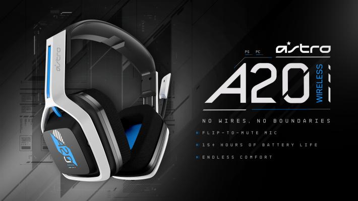 Astro A20 Gen