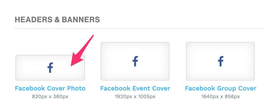 Savršena veličina Facebook naslovne fotografije
