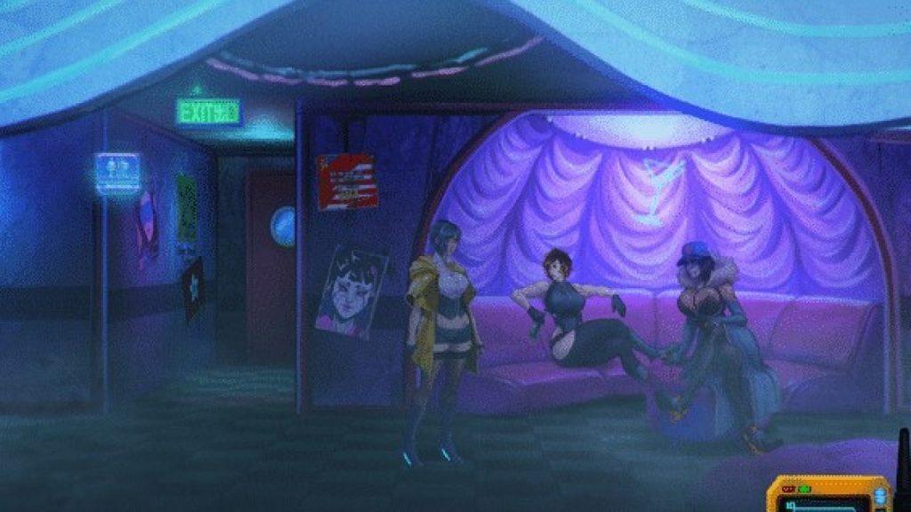 A Cyberpunk Ghost Story