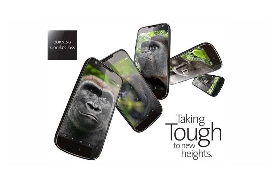 Corning Gorilla Glass Naslovna