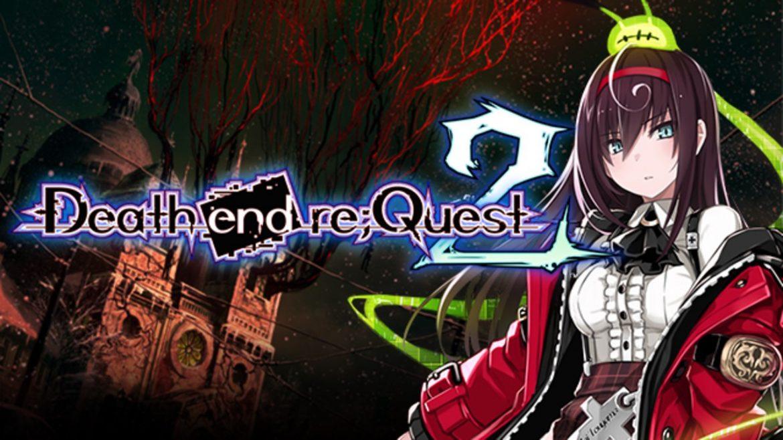 Death End re;Quest 2 Naslovna