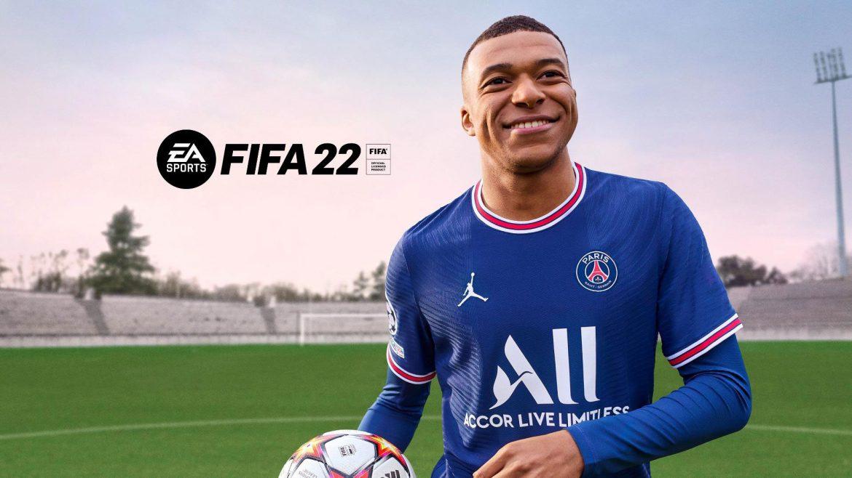 Fifa 22 Naslovna