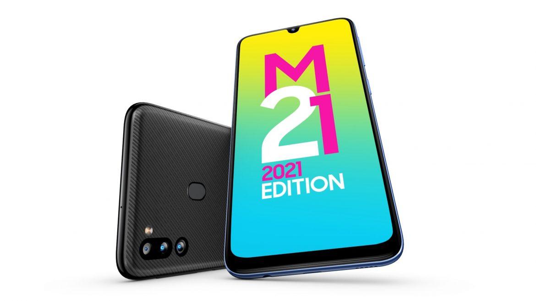 Galaxy M21 2021 Edition Naslovna