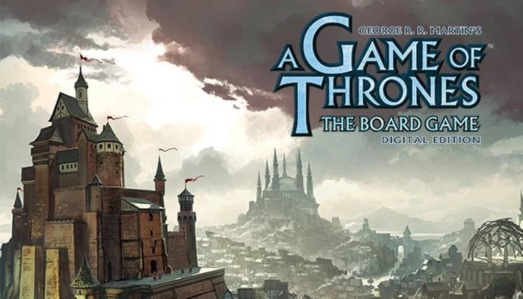 Game of Thrones Digital Edition Naslovna