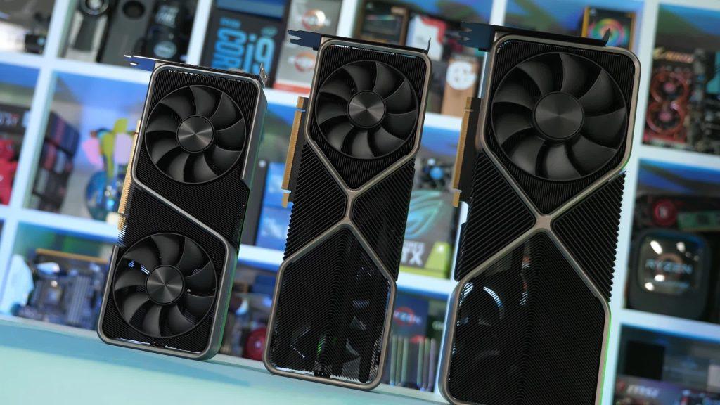 GeForce RTX 3070 3