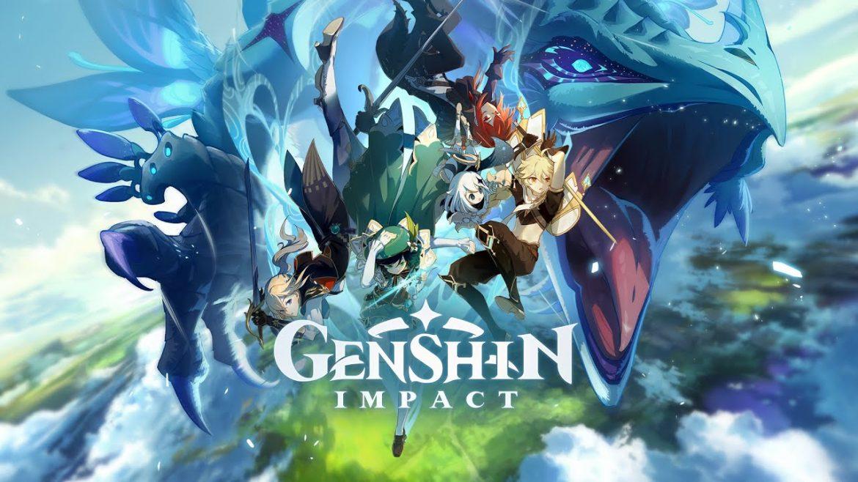 Genshin Impact Naslovna