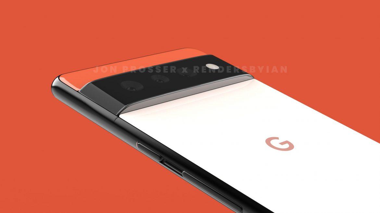 Google Pixel 6 XL Naslovna