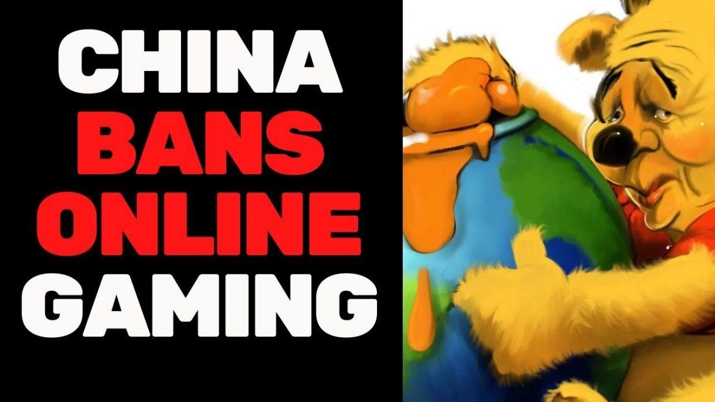 Kina zabranjuje onlajn igre naslovna