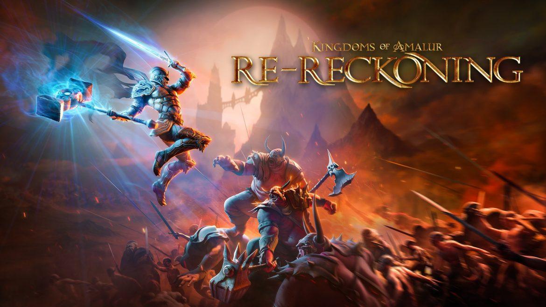 Kingdoms of Amalur Re-Reckoning Naslovna