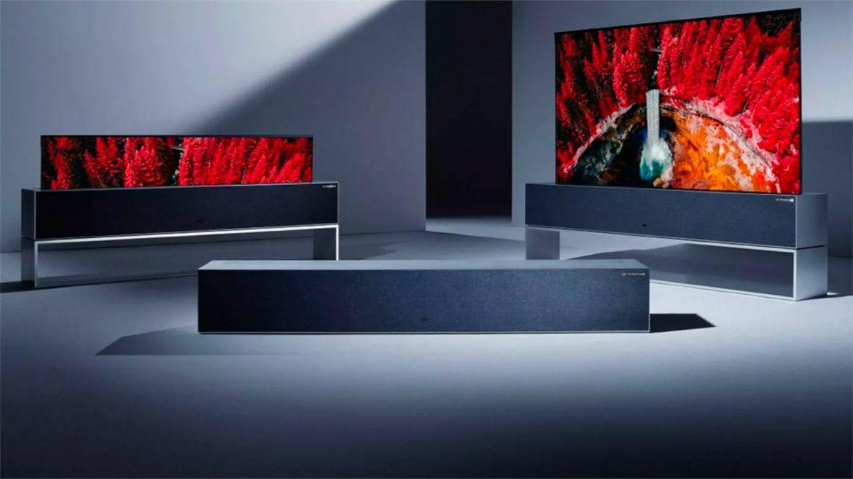 LG OLED R TV Naslovna