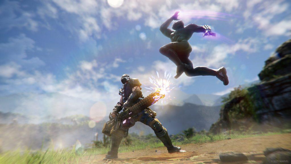 Vengadores de Marvel 2